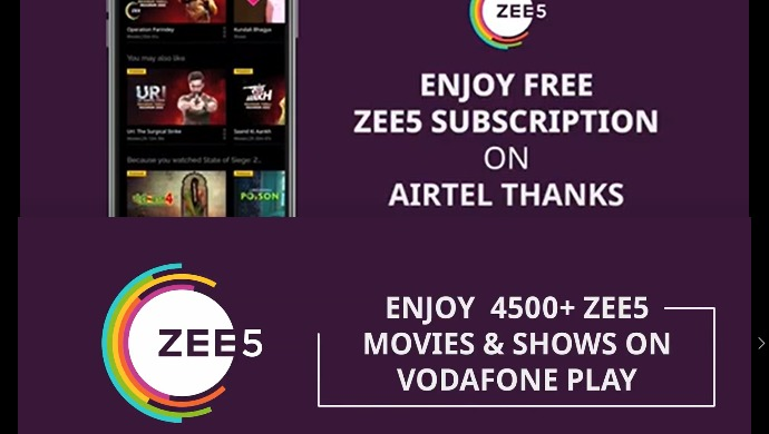 Say Bye to Boredom During Social Distancing with Free Movies and Shows on ZEE5