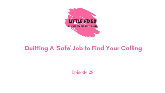 We Quit Our 'Safe' Jobs to Find Our Callings