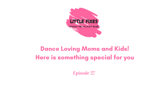 Dance Loving Moms and Kids! Here is Something Special for You