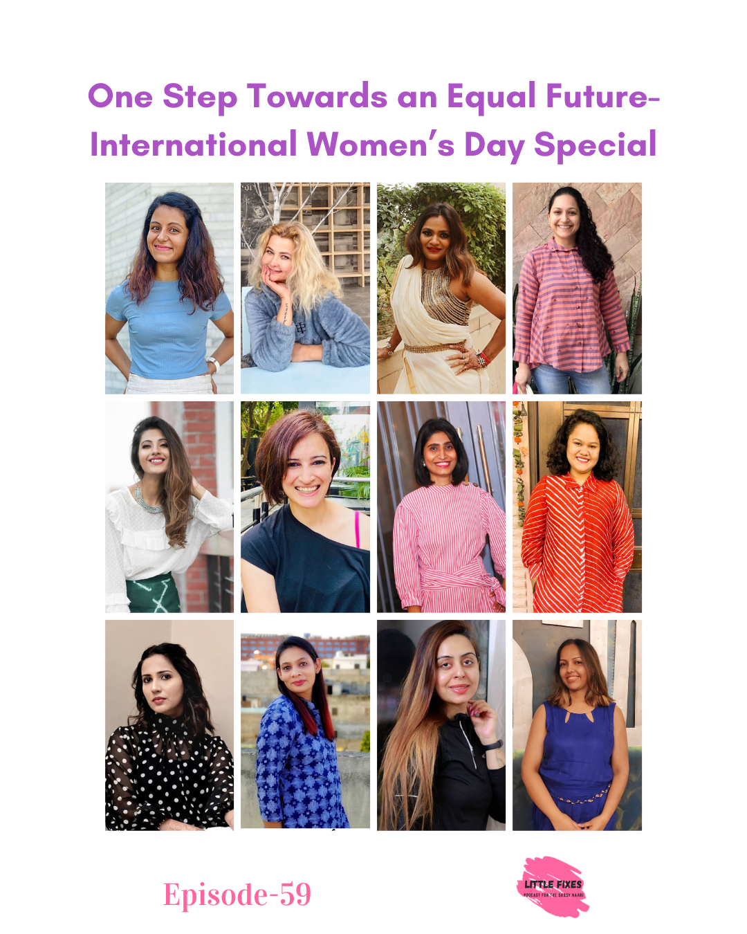 International Womens Day Podcast India
